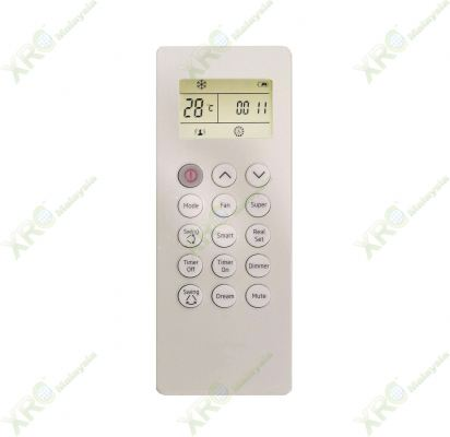 DG11Q1-01 BEKO AIR CONDITIONING REMOTE CONTROL
