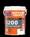 Nippon 5200 Wall Sealer Wall Sealer / Primer Nippon Paint