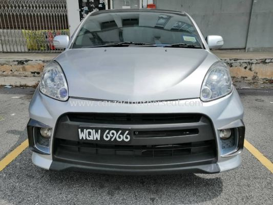 MYVI GALAXY ROOF