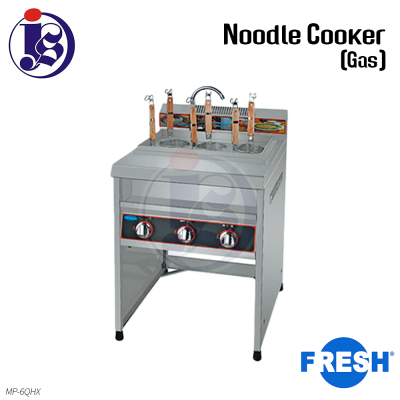 FRESH Gas Noodle Cooker MP-6QHX