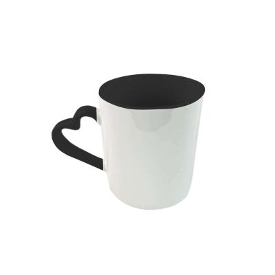 Sublimation Inner Colour Couple Mug 11oz