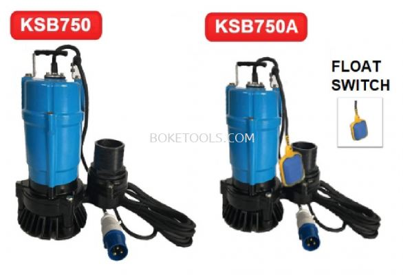 KSB750 /(A) SUBMERSIBLE PUMP