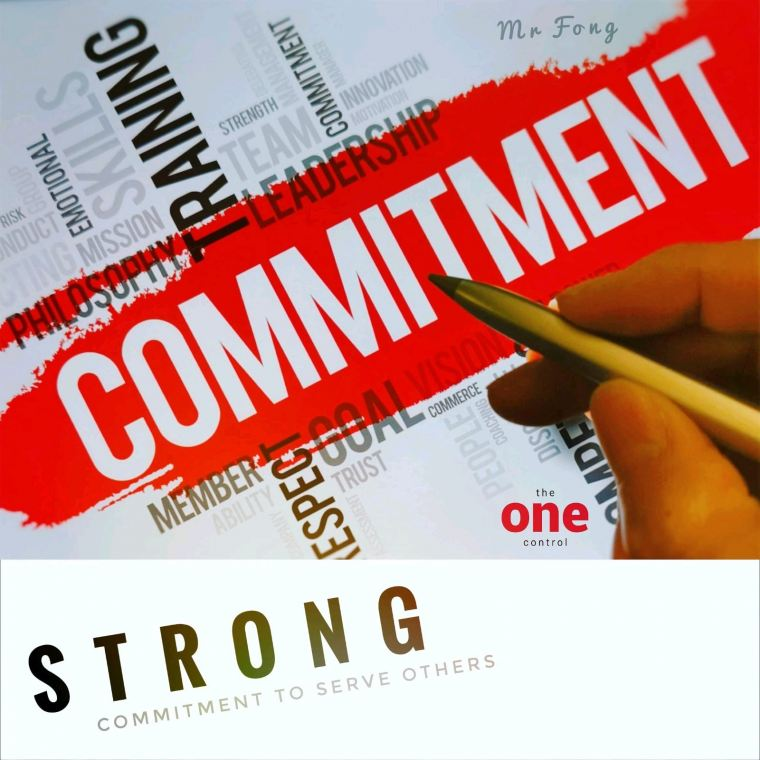 Our Strong Commitment