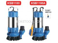 KSB-1180 /(A) SUBMERSIBLE PUMP FOR CLEAN WATER KSB1180