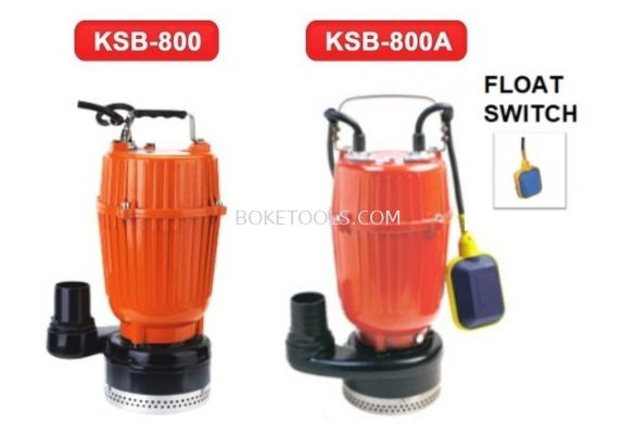 KSB-800 /(A) SUBMERSIBLE PUMP FOR CLEAN WATER KSB800
