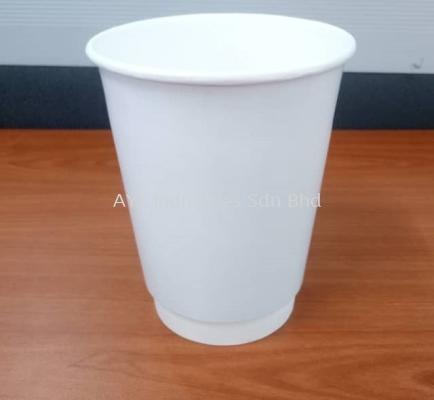 OKID PAPER CUP 9'OZ (PAC DH 12 (PLAIN))