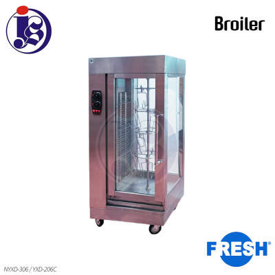 FRESH Gas Broiler NYXD-306