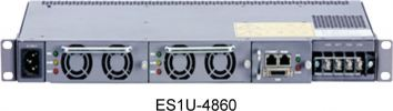 ES Series Rackmount Embeded System DC 48V Rectifier / Charger Rectifier/Charger/DC Power Supply All Kinds of Power Electronic Products