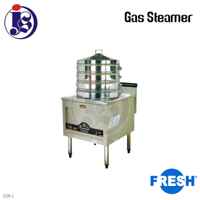 FRESH Gas Steamer GSK-1
