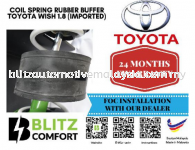 Toyota Wish (1.8) Imported Rubber Buffer