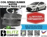 Toyota Prius C 2012 Rubber Buffer