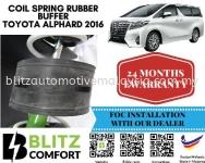 Toyota Alphard 2016 Rubber Buffer