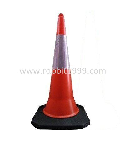 TRAFFIC CONE - BP 30 TRAFFIC CONE & BARRIER TRAFFIC SAFETY PRODUCTS