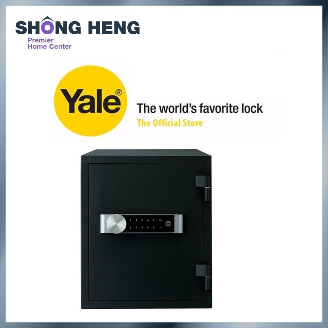 YALE YDM/420/FG3 - Yale Electronic Office Data Fire Safe Box (Large)