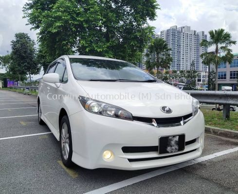 2010 Toyota Wish 1.8 Full Spec