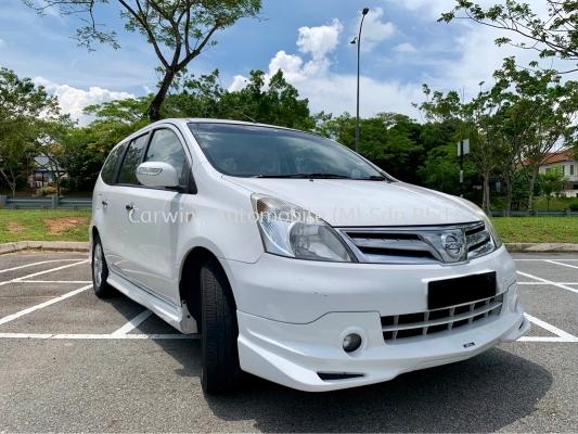2013 Nissan Grand LIVINA 1.6 Auto