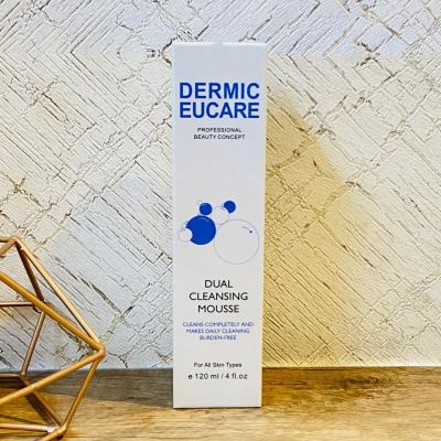EUA063 Dual Cleansing Mousse