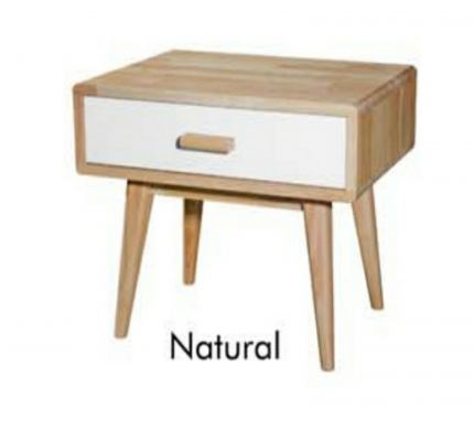 Simple Designer Series Side Tables with Drawer