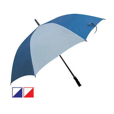 "U7018 -  30"" Nylon Umbrella (Diff Panel)"