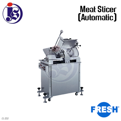 FRESH Meat Slicer (Automatic) IS-350