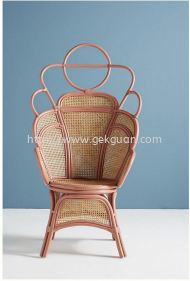 RPC 020 - RATTAN PEACOCK CHAIR
