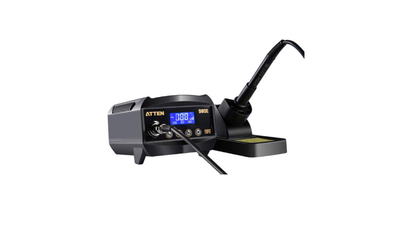 ATTEN AT980E 80W DIGITAL & LEAD-FREE SOLDERING STATION