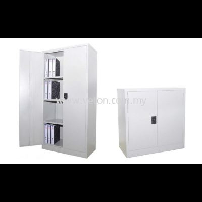 HIGH & LOW STEEL CABINET