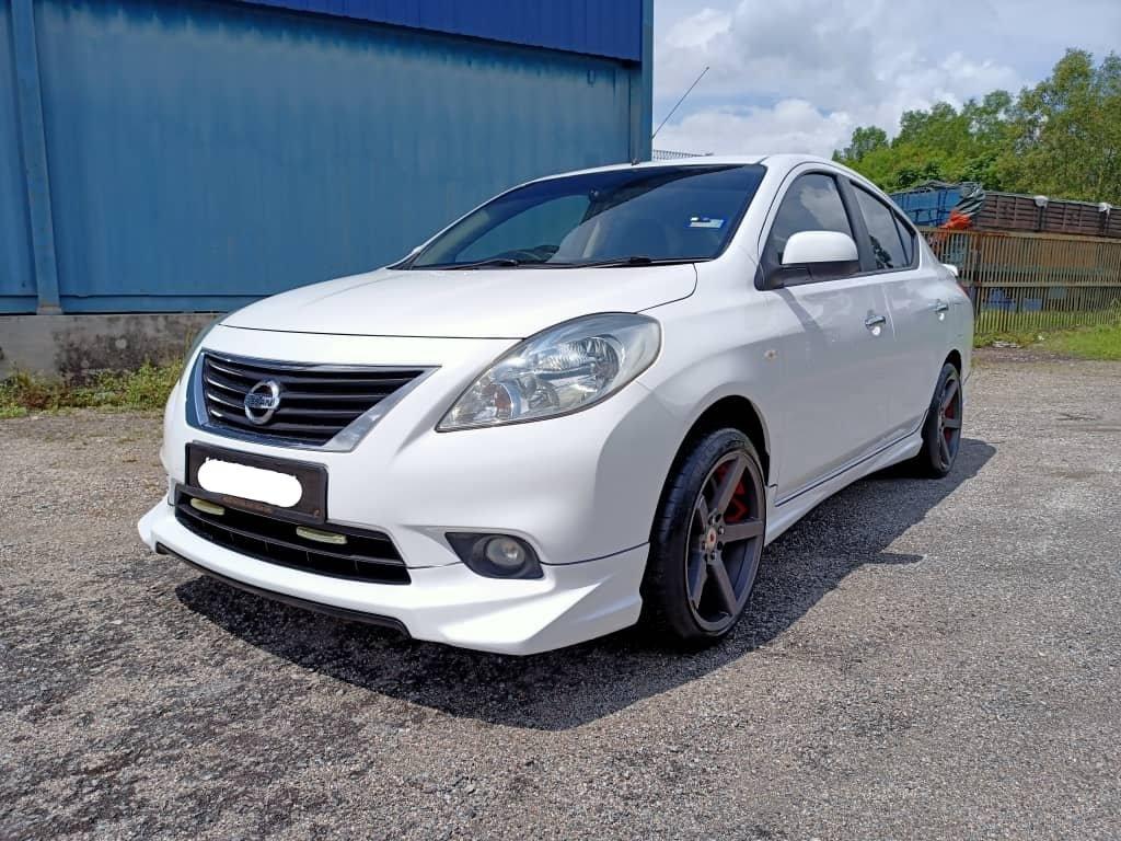 2014 Nissan ALMERA 1.5 VL FACELIFT (A)