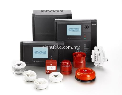 Autronica Fire Alarm System