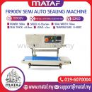 Mesin Continuous Sealer Vertical with Date Print (FR900V)