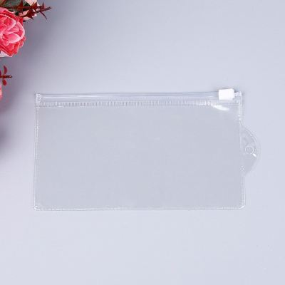 Zip Lock Clear Storage Pouches Anti-tarnish Plastic Bag Zipper