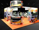 TRUSS SYSTEM MODULAR EXHIBIT TRADE SHOW DISPLAY