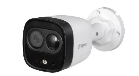 2MP HDCVI ACTIVE DETERRENCE CAMERA