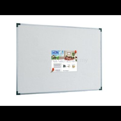 SOFT NOTICE BOARD WITH ALUMINIUM FRAME
