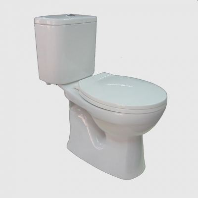 IRIS Wash Down Close Couple WC Set
