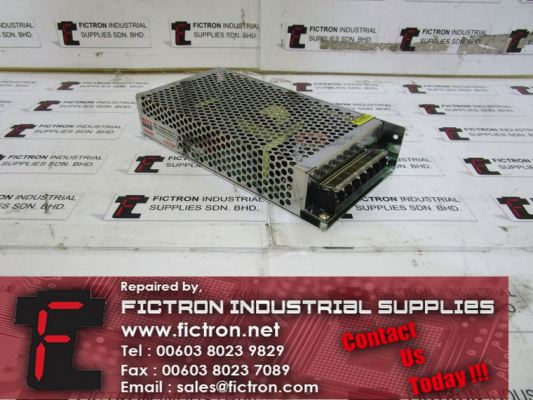 S-100-24 S10024 MEAN WELL Embedded Switch Mode Power Supply Unit Supply Repair Malaysia Singapore Indonesia USA Thailand