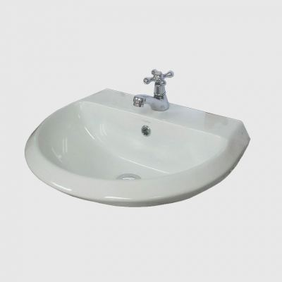 JASMINE Wall Hung Basin Set