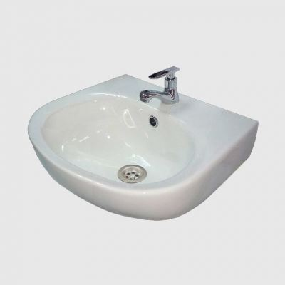 IRIS Wall Hung Basin Set