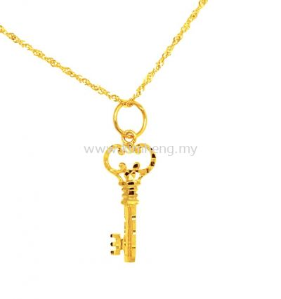 Crown Key ( 1.32 g )