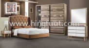 6974-S BAT Bedroom Set