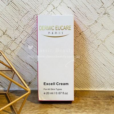 EUA18 Excell Cream