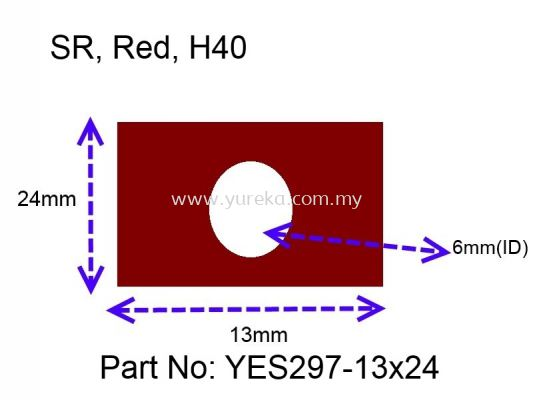 YES297 Red