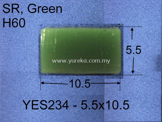 YES243 Green