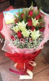 HB15 Hand Bouquet Flower and Gift