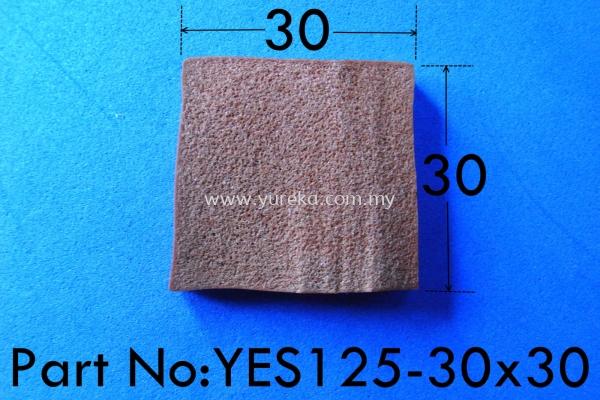 YES125-30x30 Sponge Sq