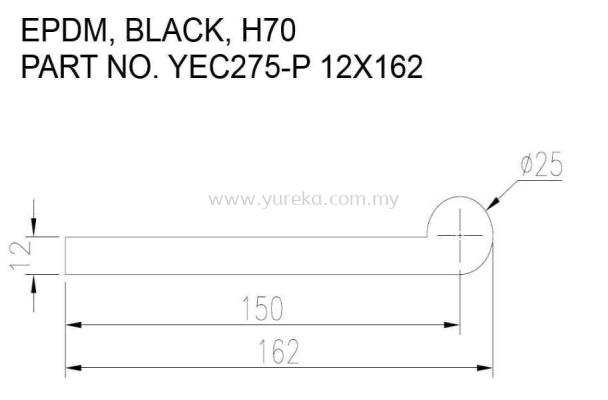 YEC-275 EPDM