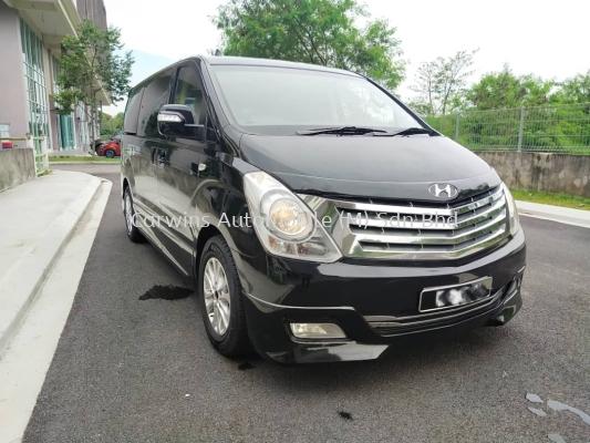 2012 Hyundai Starex 2.5 Premium Spec