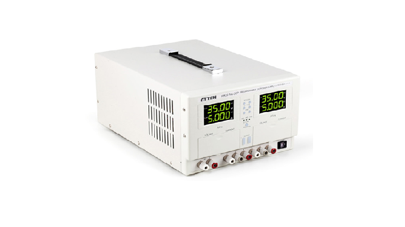 ATTEN PR35-5A-3C 5A THREE CHANNELS LINEAR DC POWER SUPPLY