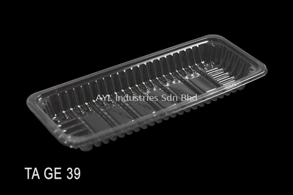 TAGE PET FOOD TRAY (TAGE 39) (245X97X25)