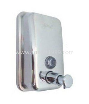 STAINLESS STEEL HANDSOAP DISPENSER - 500 ml